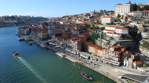 Vem Conhecer o Porto! 2 Noites com Cruzeiro e City Tour!