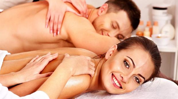 Massagem de Relaxamento com Aroma de Chocolate, Esfoliação e Banho Turco em Rio Tinto!