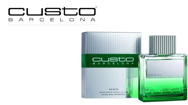 Perfume de Homem Custo Barcelona Eau de Toilette- 50 ML!: