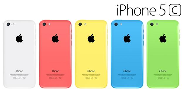 iPhone 5C Recondicionado A++ Desbloqueado com Memória 16 GB e Acessórios Originais! 5 Cores Disponíveis! (Portes Incluídos)