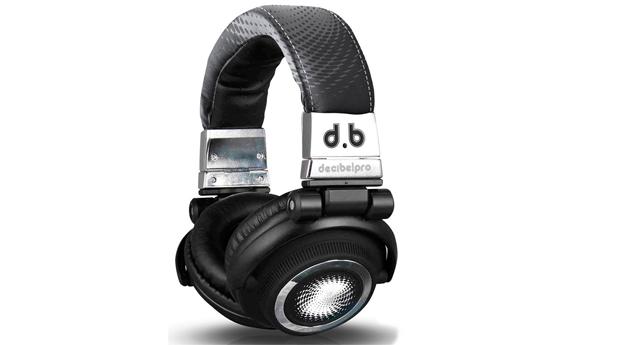 Headphones Decibel Pro Dual!