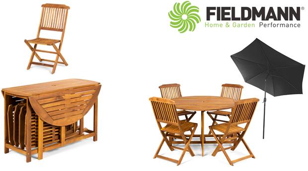 mesa jardim guarda sol:Conjunto de Jardim com Mesa, Cadeiras e Guarda-Sol!