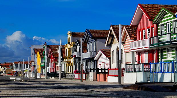 A Veneza de Portugal, Aveiro -  1, 2, 3 ou 4 Noites com Passeio de Moliceiro!