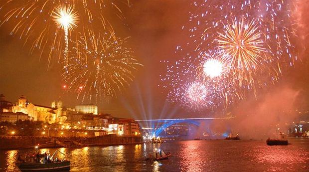 Noite de S.João Vista do Douro -  Cruzeiro das 6 Pontes com Jantar e Música a Bordo!