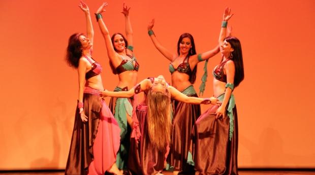 Pack 4 Aulas de Dança do Ventre no Wonderfeel!