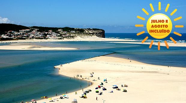Verão na Costa da Prata, Hotel em Meia Pensão -  1, 2, 3, 5 ou 7 Noites no Caldas Internacional Hotel!
