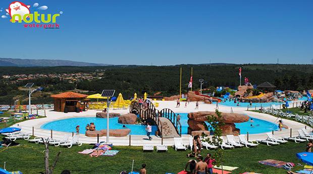 Natur Water Park! Aventuras Aquáticas para Toda a Família em Vila Real!
