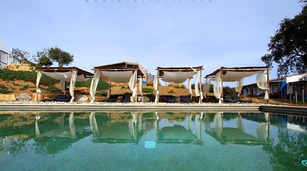 Verão em Monte Alentejano -  1 ou 2 Noites com Jantar no Monte Gois Country House & Spa!