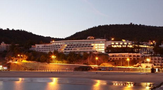 Sesimbra no Hotel Mar 4* -  Meia Pensão e Spa Desde 23€/Noite!