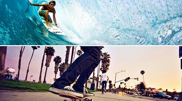 1 ou 2 Aulas de Surf ou Skate para 1 ou 2 Pessoas em Matosinhos!