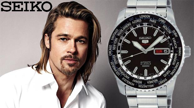 4ea9353ba44 Relógio de Homem Seiko 5 Neo Sports! (Portes Incluídos)