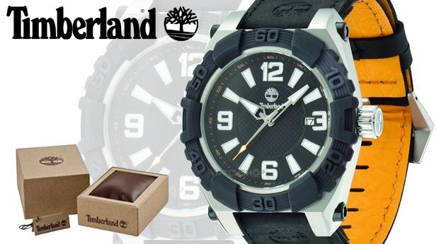 Relógio de Homem Timberland® Hookset! Entregas em 48 Horas!