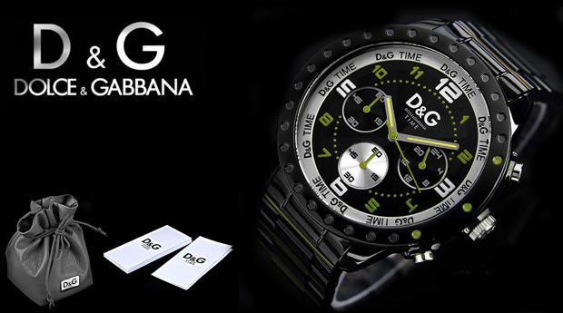a091953bf5b Relógio Dolce   Gabbana para Homem! (Portes Grátis)