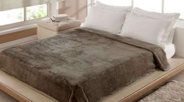 Cobertor de cama de casal veronica r 220x240 cm for Cobertor cama