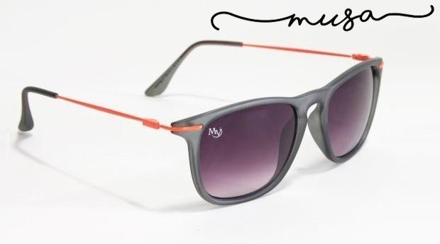 Óculos de Sol Madison da Musaventura! Lente Espelhada com Proteção UV400! f0facb0da0