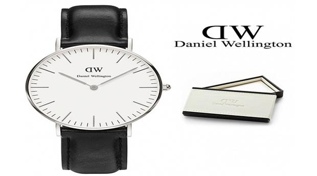 5288df40ea7 Relógio de Mulher Daniel Wellington® Classic Sheffield 36mm