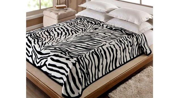 Cobertor cama casal v rios padr es disponiveis for Cobertor cama