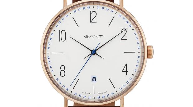 ab80d4d04a6 Relógio Gant® Detroit Brown