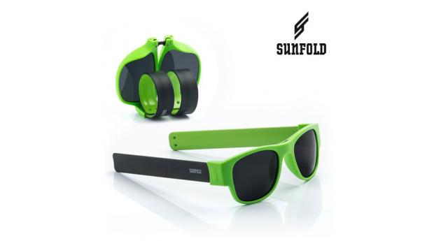 1cac56014 Óculos de sol enroláveis Sunfold AC6