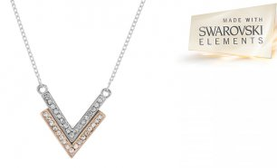 Colar Reims com Cristais Swarovski Elements!