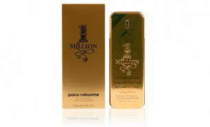 Paco Rabanne - 1 Million Edt Vaporizador 50, 100 ou 200 Ml