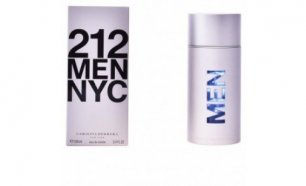 Carolina Herrera - 212 Nyc Men Edt Vaporizador 50, 100 ou 200 Ml