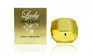 Paco Rabanne - Lady Million Edp Vaporizador 50 ou 80 Ml