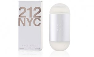 Carolina Herrera - 212 Nyc For Her Edt Vaporizador 60 ou 100 Ml