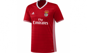 Adidas® Camisola Benfica Oficial | Tecnologia Climacool® Tamanho XS - XS