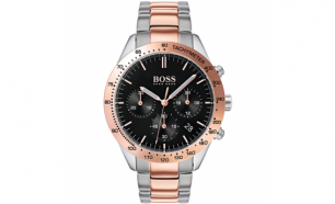 Relógio Hugo Boss® Silver Rose Gold