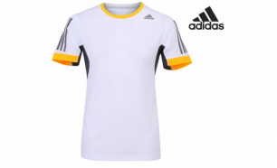 Adidas® T-Shirt Running White Neo | Tecnologia ClimaCool® - XL