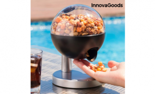 Dispensador Automático de Rebuçados e Frutos Secos Mini InnovaGoods