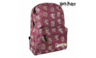 Mochila Escolar Harry Potter 72835 Grená