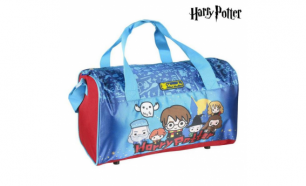Saco de Desporto Harry Potter Azul
