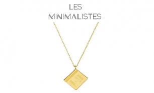 Les Minimalistes® Colar Once Upon a Time