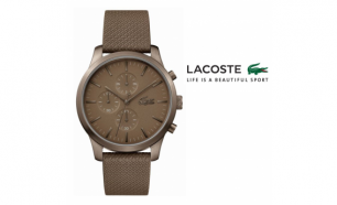 Relógio Lacoste® Brown