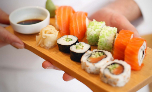 Workshop de Sushi com Tea Break em Carcavelos ou Lisboa!
