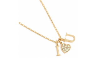 Guess® Colar I love You | Gold