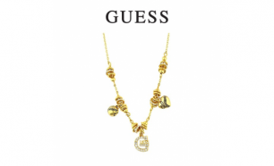 Guess® Colar Metall Gold
